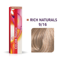 Color Touch 9/16 Very Light Blonde/Ash Violet Demi-Permanent
