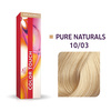 Color Touch 10/03 Lightest Blonde/Natural Gold Demi-Permanent