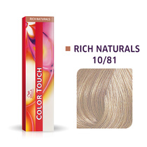 Color Touch 10/81 Lightest Blonde/Pearl Ash Demi-Permanent