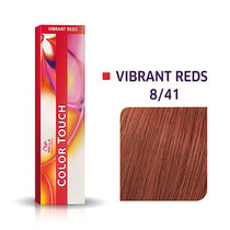 Color Touch 8/41 Light blonde/Red ash Demi-Permanent