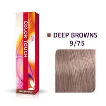 Color Touch 9/75 Very light blonde/Brown mahogany Demi-Permanent