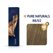 Koleston Perfect 88/02 Intense Light Blonde/Natural Matte Permanent