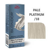 Blondor Permanent Liquid Hair Toner /18 Pale Platinum