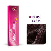 Color Touch Plus 44/05 Intense Med Brown/ Natural Red Violet Demi-Permanent