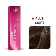 Color Touch Plus 44/07 Intense Medium Brown/Natural Brown Demi-Permanent