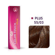 Color Touch Plus 55/03 Intense Light Brown/Natural Gold Demi-Permanent