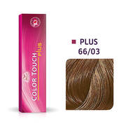 Color Touch Plus 66/03 Intense Dark Blonde/Natural Gold Demi-Permanent