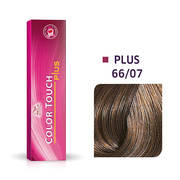 Color Touch Plus 66/07 Intense Dark Blonde/Natural Brown Demi-Permanent