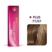 Color Touch Plus 77/07 Intense Medium Blonde/ Natural Brown Demi-Permanent