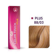 Color Touch Plus 88/03 Intense Light Blonde/Natural Gold Demi-Permanent