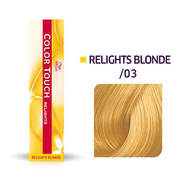 Color Touch Relights /03 Natural Gold Demi-Permanent