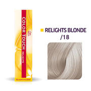 Color Touch Relights /18 Ash Pearl Demi-Permanent