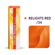 Color Touch Relights /34 Gold Red Demi-Permanent