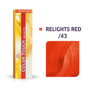 Color Touch Relights /43 Red Gold Demi-Permanent