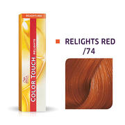 Color Touch Relights /74 Brown Red Demi-Permanent
