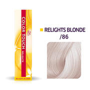 Color Touch Relights /86 Pearl Violet Demi-Permanent